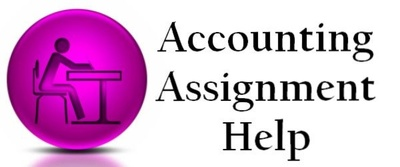Do accounting assignments on excel