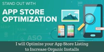 Do App Store Optimization at Google Play Store
