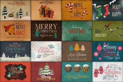 Design a modern logo+unlimited con+Christmas card offer free