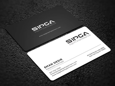 Design Unique Business Card Within 24 Hrs