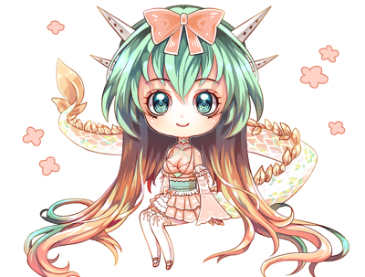 Draw a character in my Chibi Style