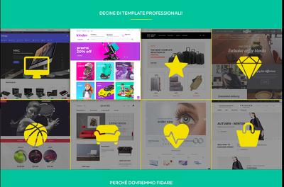 Develop & design responsive, fast e-commerce OpenCart website