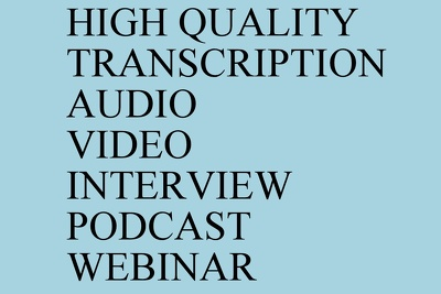 Provide 10 minutes audio/video transcription English to English