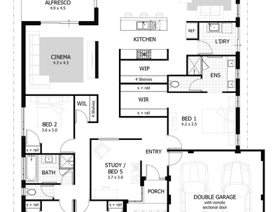 Design 2d Or 3d Architectural Drawing  For Your Home and PDF.