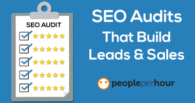 Perform a professional SEO audit analysis and optimize your page