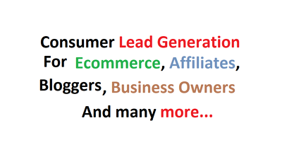 Consumer Lead Generation By Targeting Competitors