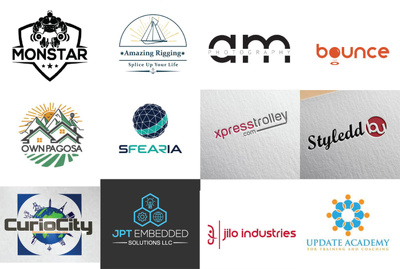 Logo Design | Modern Luxury Flat Minimalist | Unique Concepts