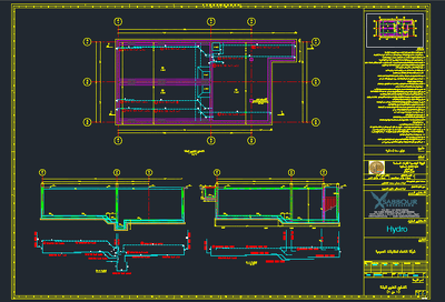Provide Detailed Shop drawings For Concrete Structure