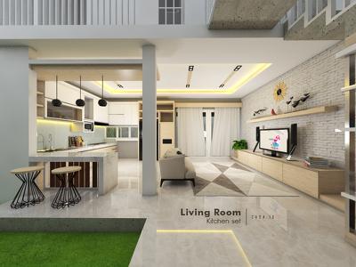 3D Modelling Interior Design & Render your Bedroom,Kitchen etc