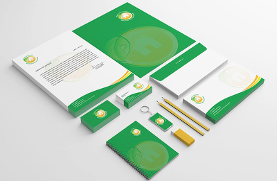 Design your Complete corporate Identity