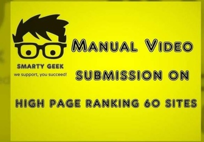 Manually Upload Your Video To Top 10 Video Submission Pr9