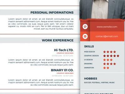 Cv, Resume Writing / Design Expert.