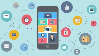Develop mobile apps for you