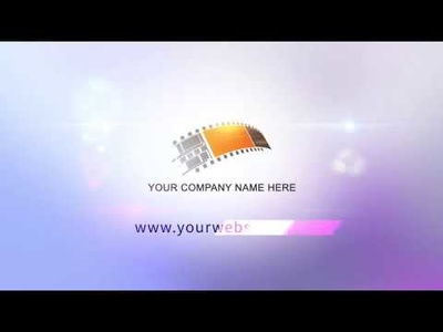Clean, corporate and elegant intro videos for your logo