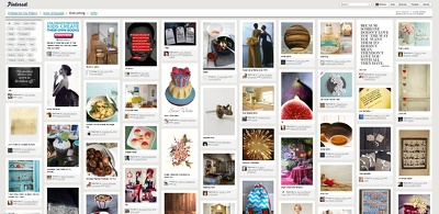 Promote your shop on polyvore and pinterest