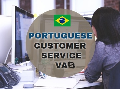 Reach out up to 10 Brazilian companies/people in Portuguese