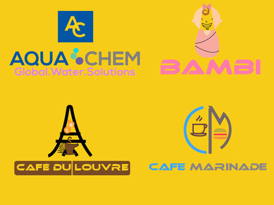 Design an eye catching logo for you with 100 satisfaction