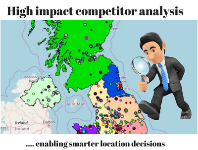 Undertake in-depth high impact competitor compeitor analysis