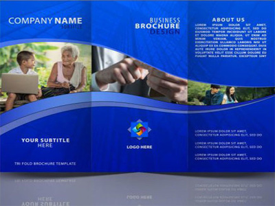 Design a Brouchere/Business Card/Banner/Logo of any type
