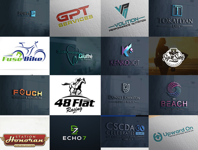 Eye Caching Logo Design  + Unlimited Revisions, Source File