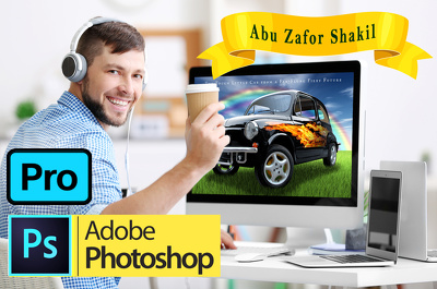 Edit Photo Realistically In Photoshop