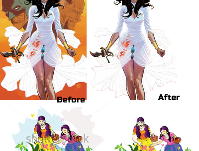 Do Multiple Clipping Path And Clipping Path