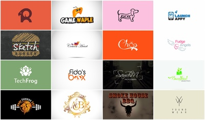 Design a Bespoke Logo+3 Concepts +Unlimited revisions+Artwork