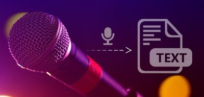 Transcribe your audio or video file of which up to 20 min