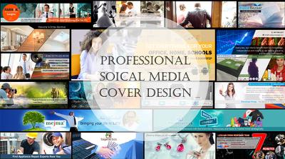 Design BANNER / IMAGE /PAGE / POST for Social Media or Website