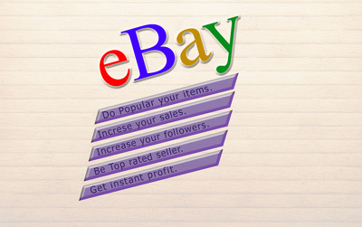 Add 650+ eBay watchers or feedback & visitors to your listing(s)