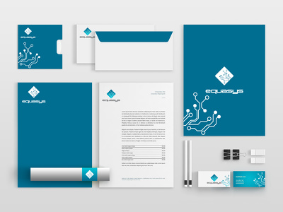 Design Most Attractive modern  Businesscard +Complete Brand Logo