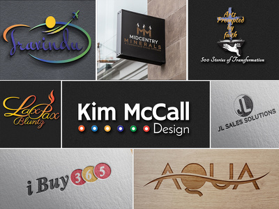 Design logo for your business/brand/company very fast