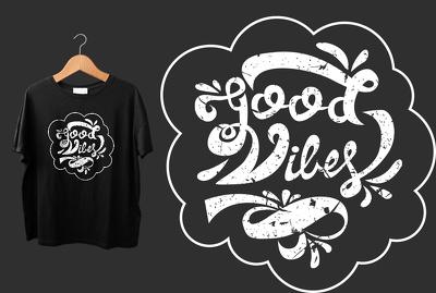 Create trendy tshirt design