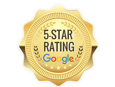 15 relevant and positive Google top stars rating reviews