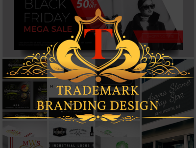 Design Brand logo + 2 Concept + Unlimited Revisions + More