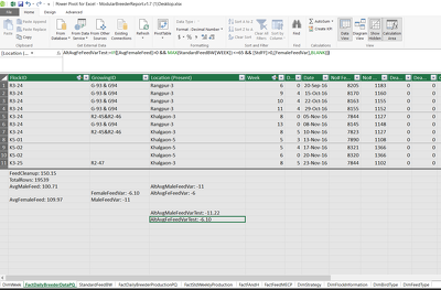 Write and fix DAX Code for your data  Analysis using Power Pivot