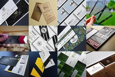 Do Creative Business Card Design