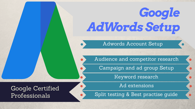 Setup Google AdWords Account From Scratch