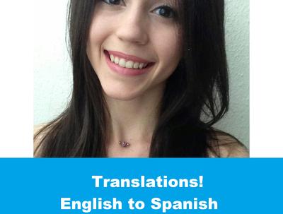 Translate 1000 words (English  Spanish)