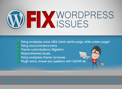 Fix or Make Changes to WordPress or PHP Website
