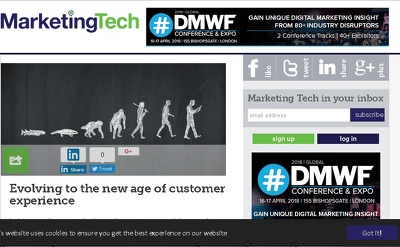 Guest Post on Marketing, Digital & Tech Publication - DA 60
