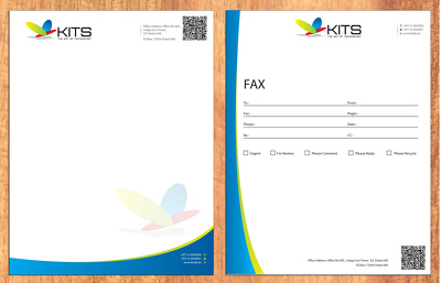 Design your Letterhead