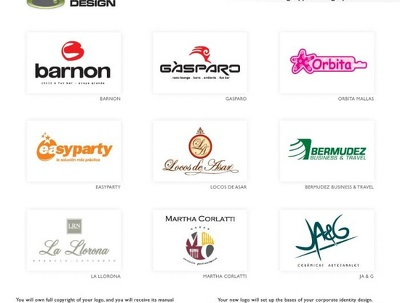 Design an Amazing Logo with unlimited revision withing 24hours
