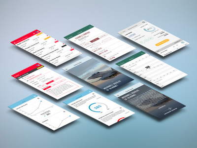 "DESIGN ""PREMIUM"" MODERN & PROFESSIONAL UI UX For ANDROID / iOS"