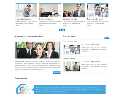 Develop simple Responsive SEO friendly Website static/Wordpress