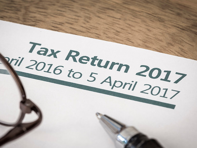 File your Self-Assessment Online Tax Return (06Apr16-05Apr17)