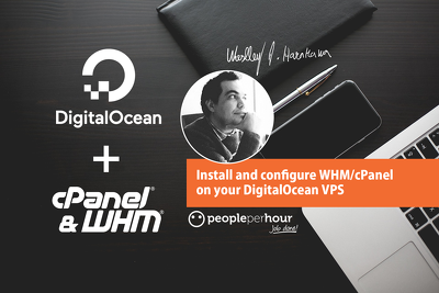 Install and configure WHM/cPanel on your DigitalOcean VPS