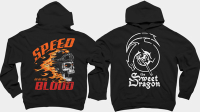 Do your amazing hoodies design professionally