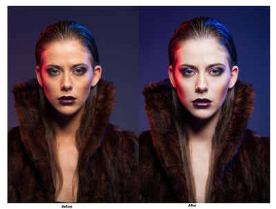 Retouch evry kind of images in very  extremely good quality .