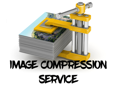Compress 25 Jpeg/JPG or PNG images